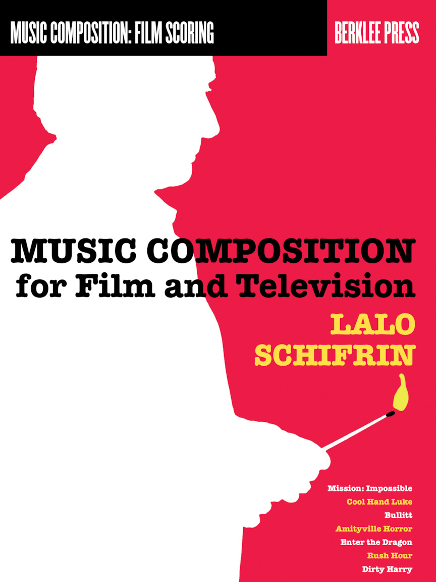 Product Cover for Music Composition for Film and Television