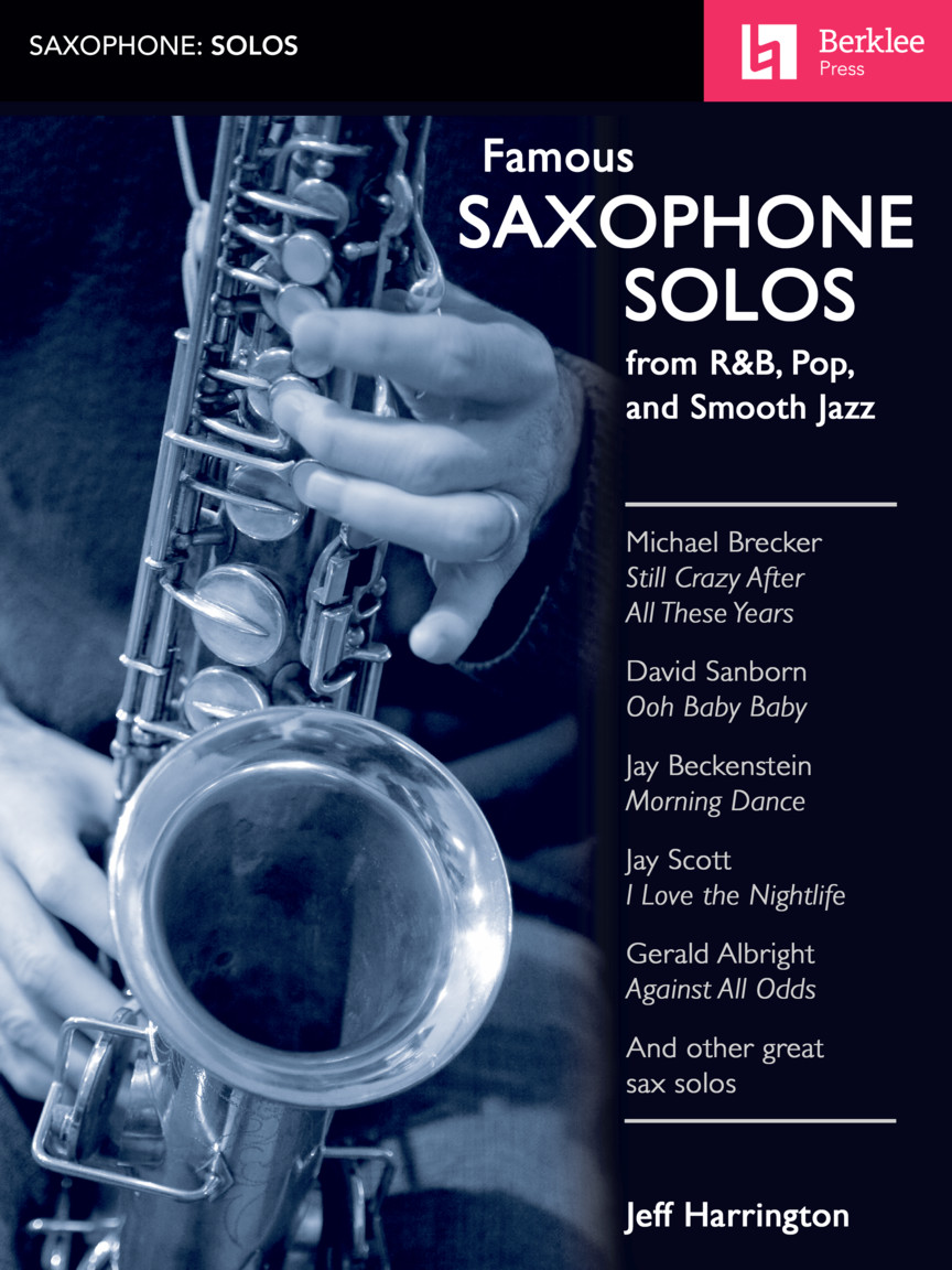 Product Cover for Famous Saxophone Solos