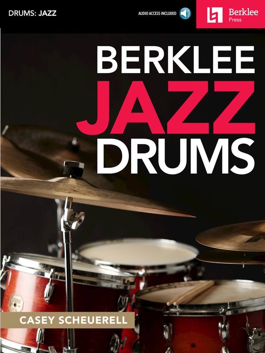 Product Cover for Berklee Jazz Drums