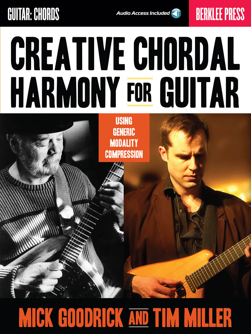 Product Cover for Creative Chordal Harmony for Guitar