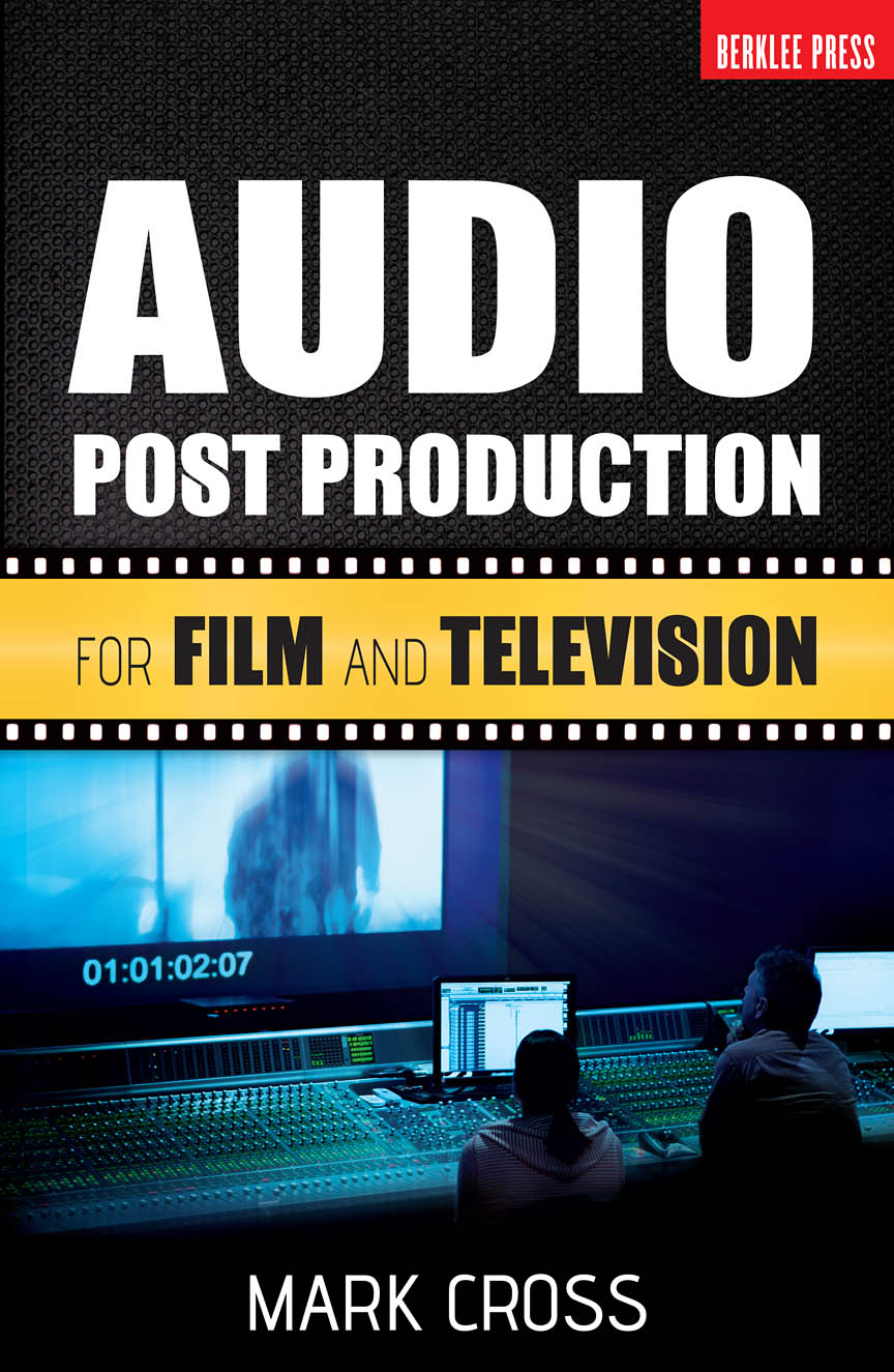 Product Cover for Audio Post Production