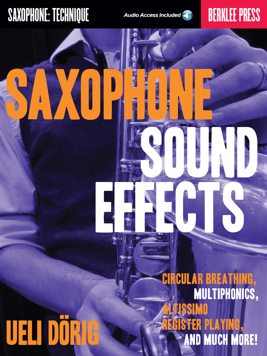 Product Cover for Saxophone Sound Effects