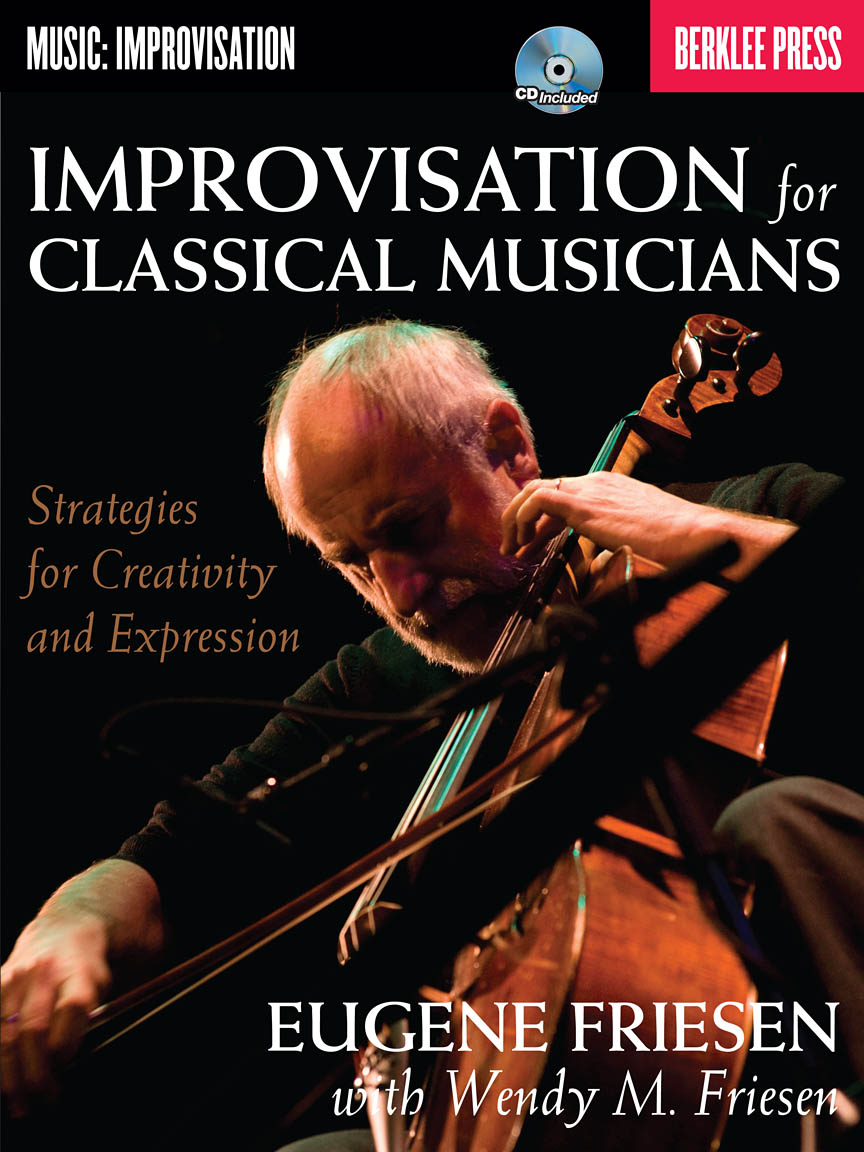 Product Cover for Improvisation for Classical Musicians