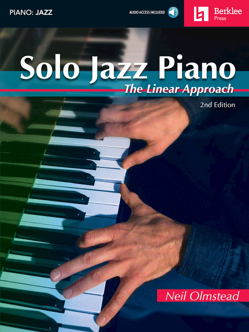 Product Cover for Solo Jazz Piano – 2nd Edition