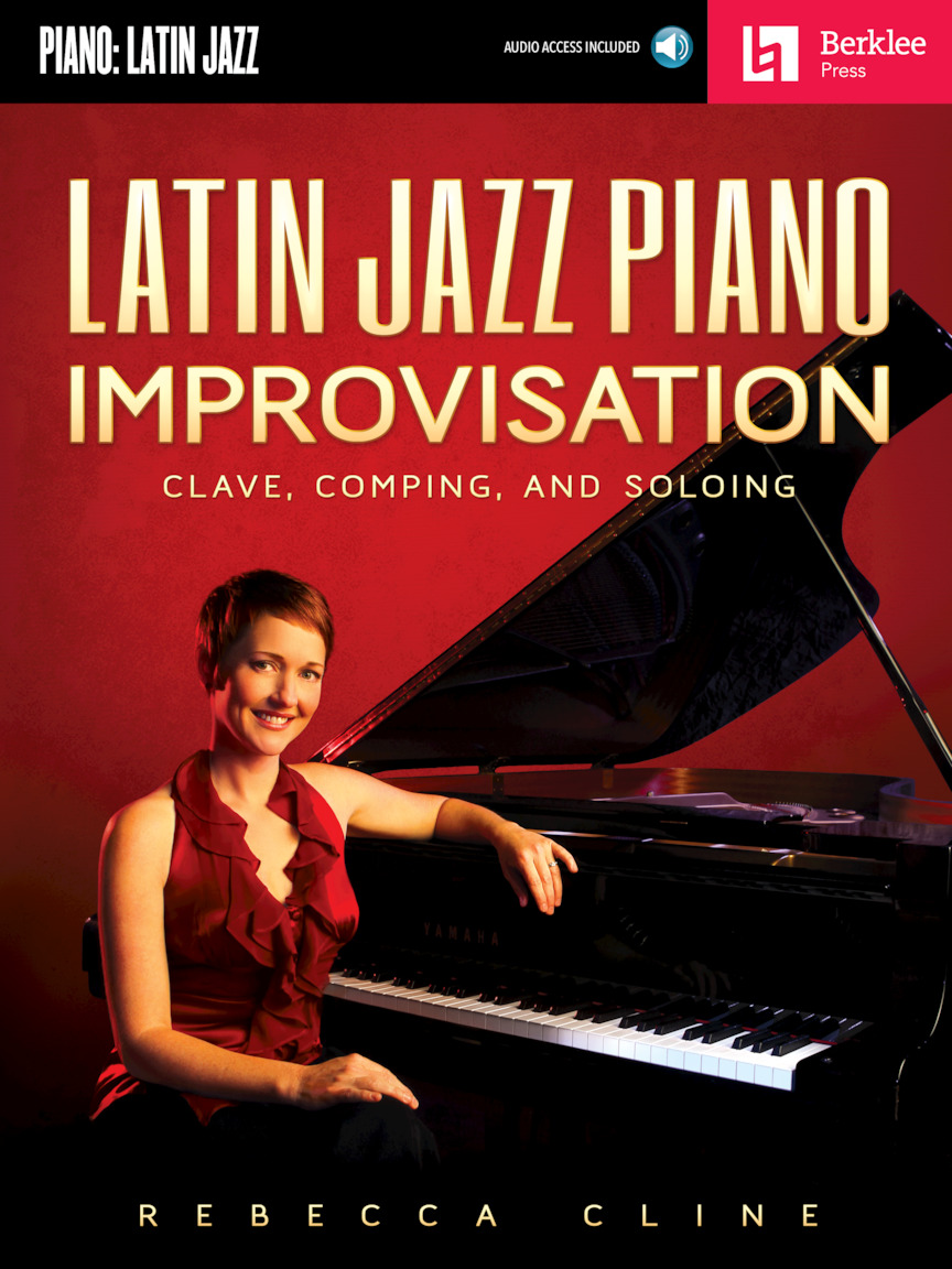 Product Cover for Latin Jazz Piano Improvisation