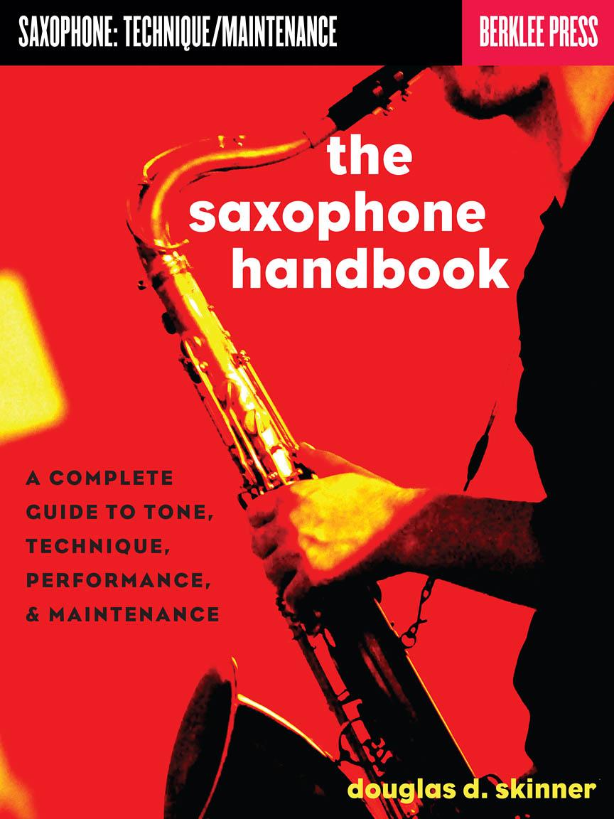 Product Cover for The Saxophone Handbook
