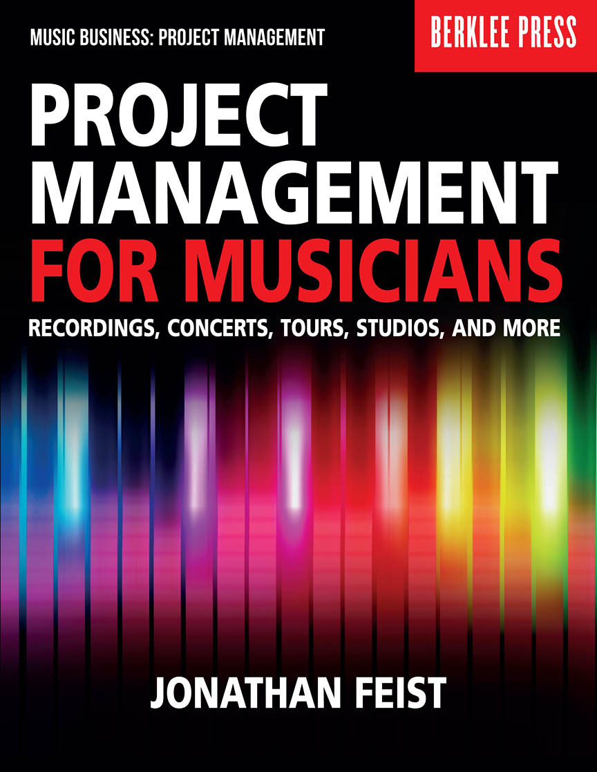 Product Cover for Project Management for Musicians