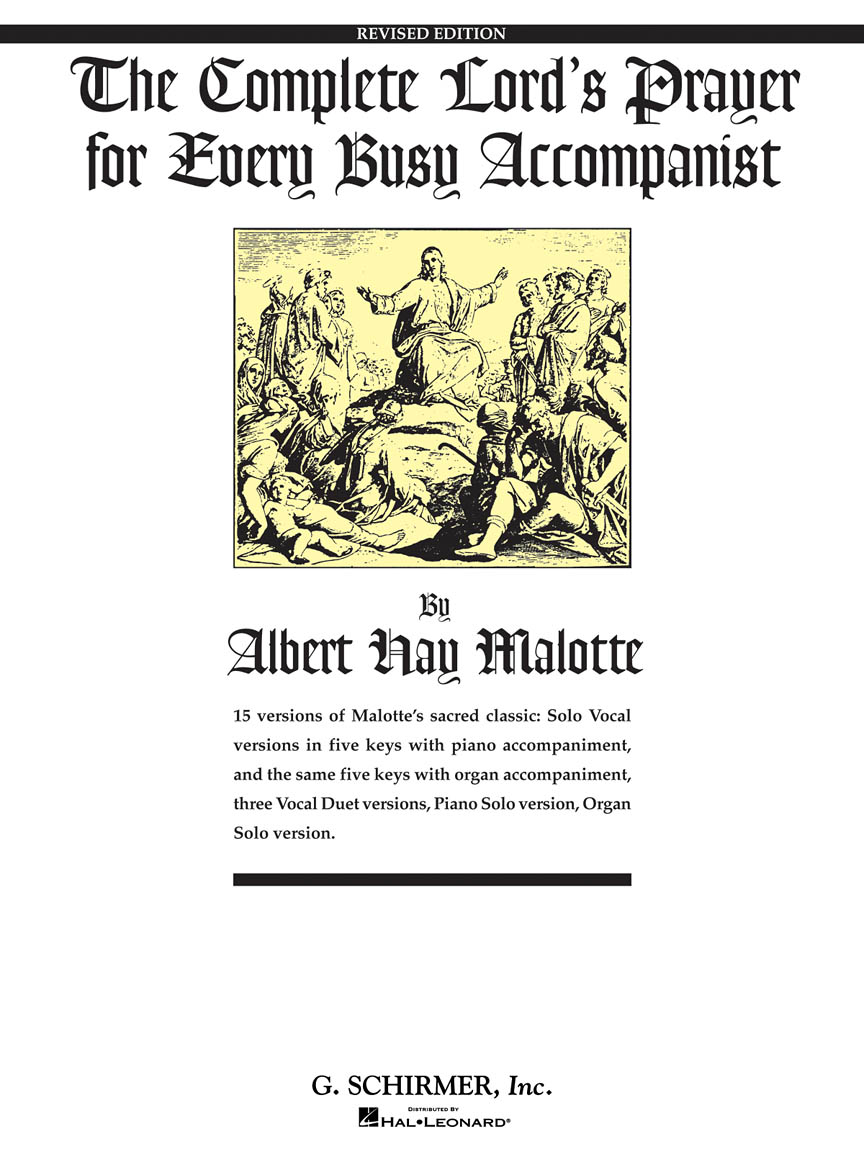 Product Cover for The Complete Lord's Prayer for Every Busy Accompanist