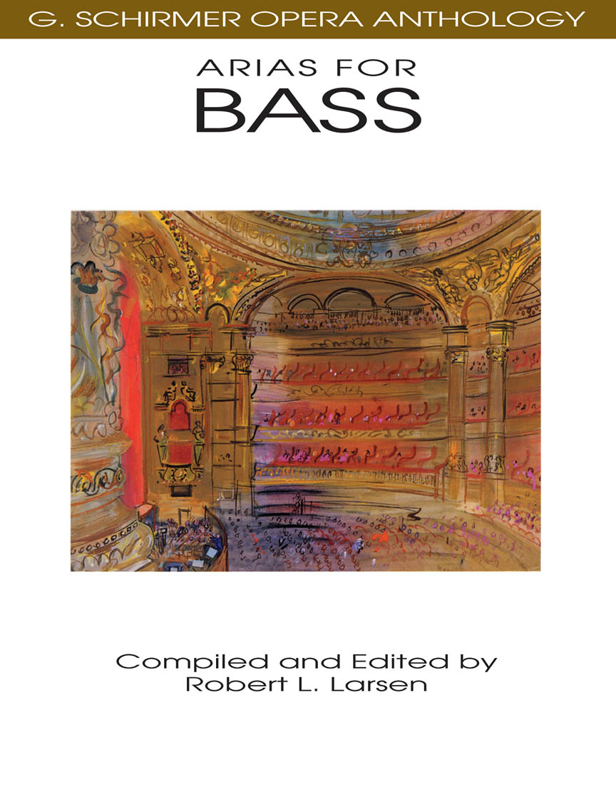 Product Cover for Arias for Bass