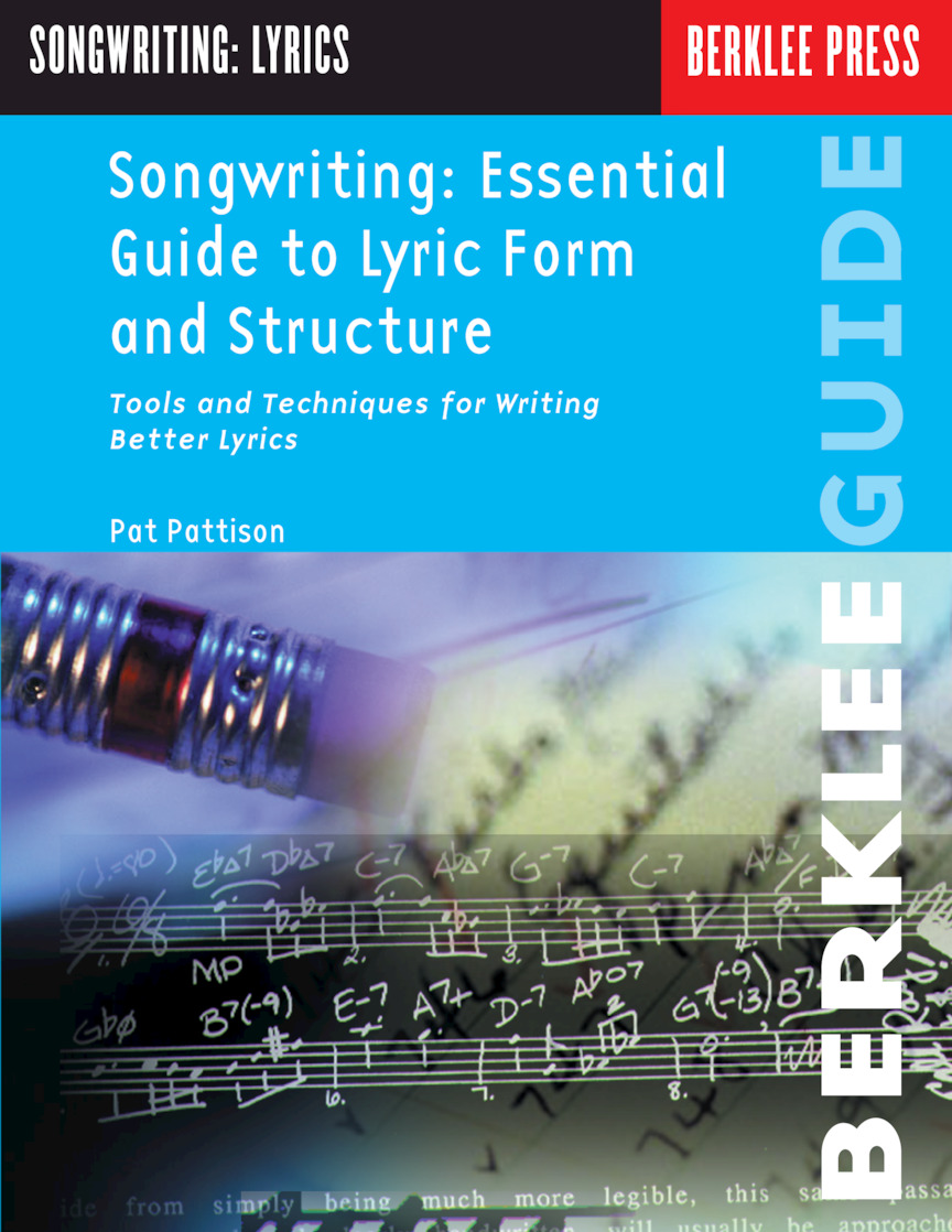 Product Cover for Songwriting: Essential Guide to Lyric Form and Structure