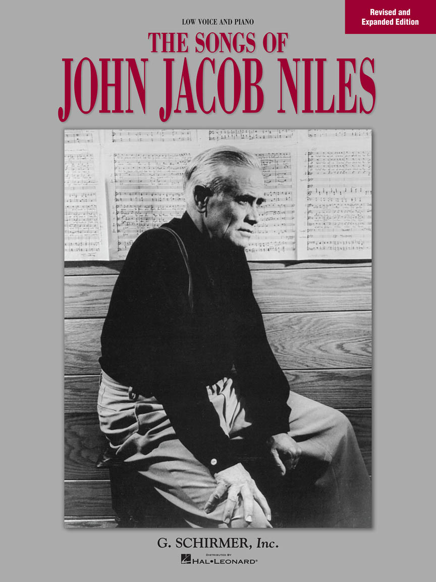 Product Cover for Songs of John Jacob Niles – Revised and Expanded Edition