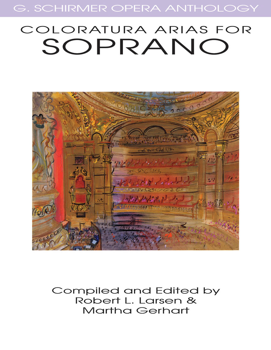 Product Cover for Coloratura Arias for Soprano