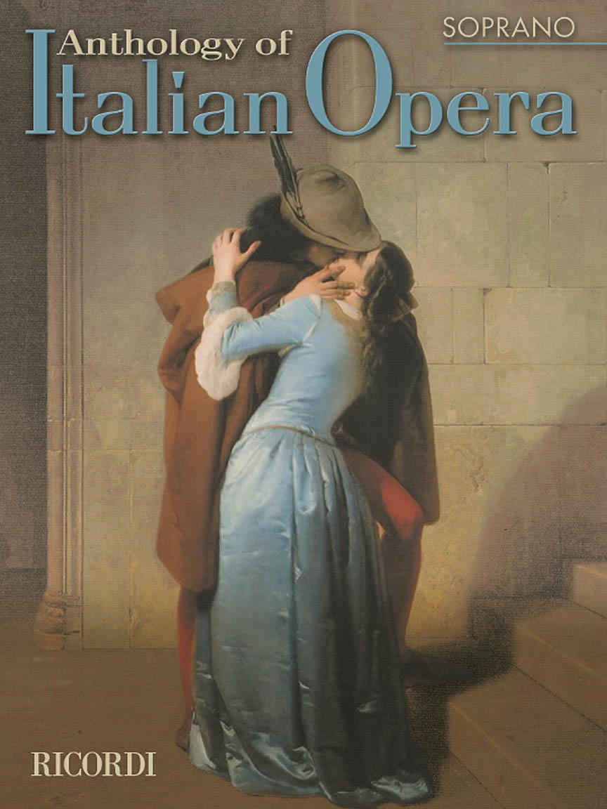 Product Cover for Anthology of Italian Opera
