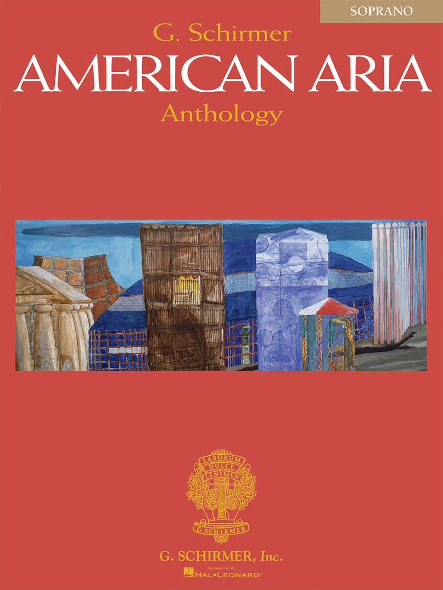 Product Cover for G. Schirmer American Aria Anthology