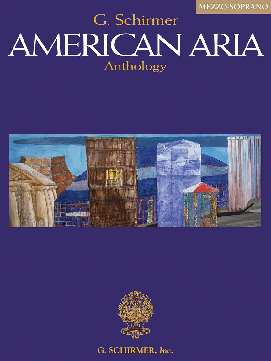 G. Schirmer American Aria Anthology