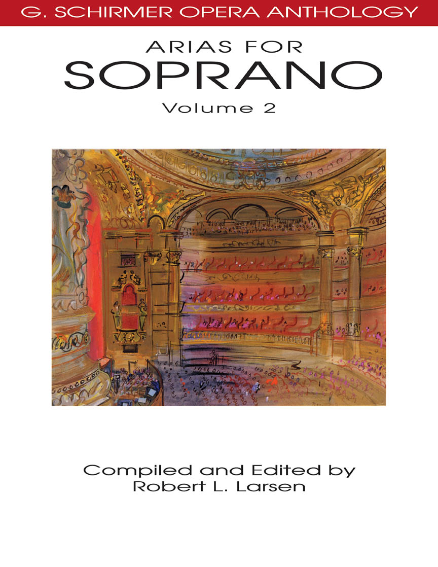 Product Cover for Arias for Soprano, Volume 2