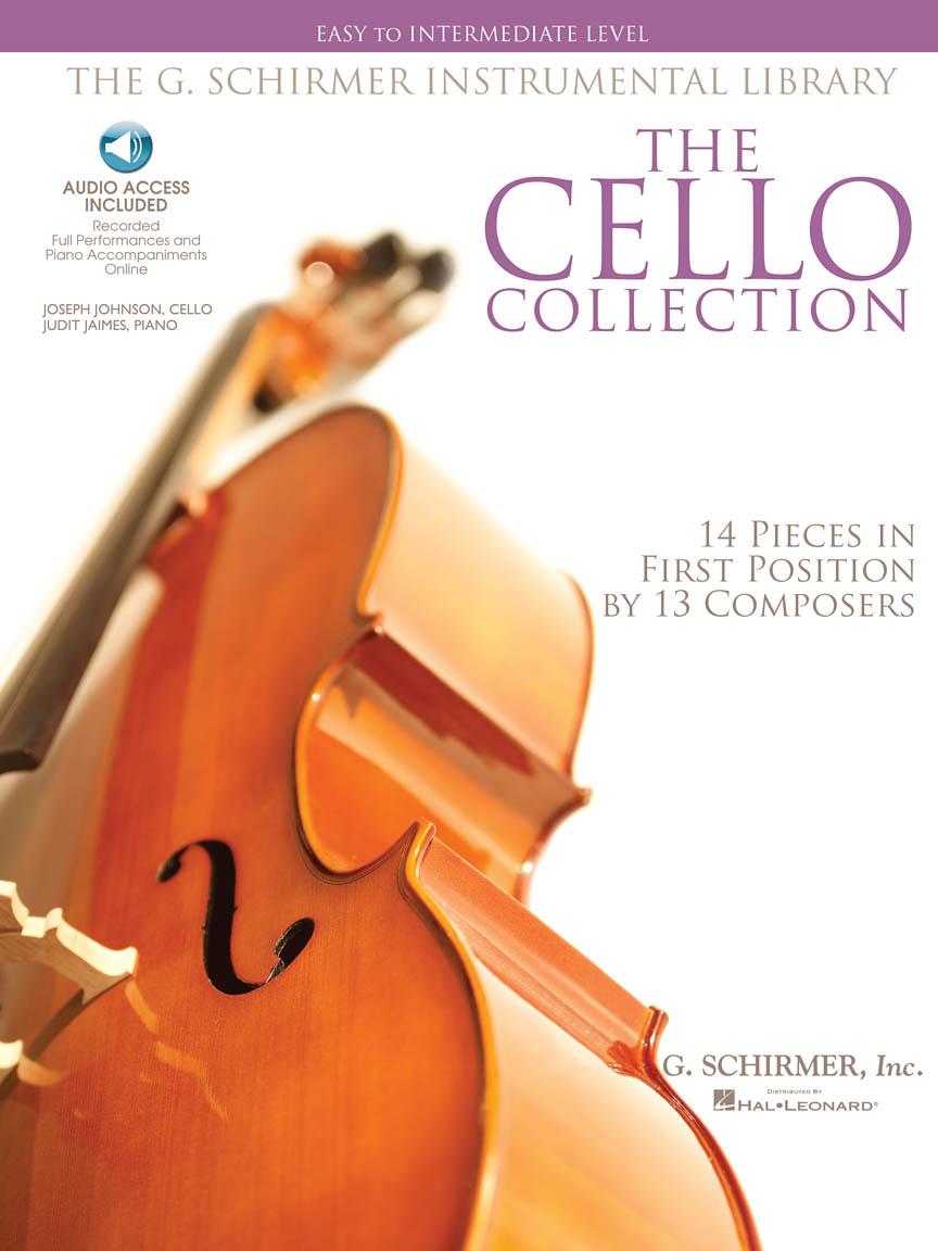 Product Cover for The Cello Collection – Easy to Intermediate Level