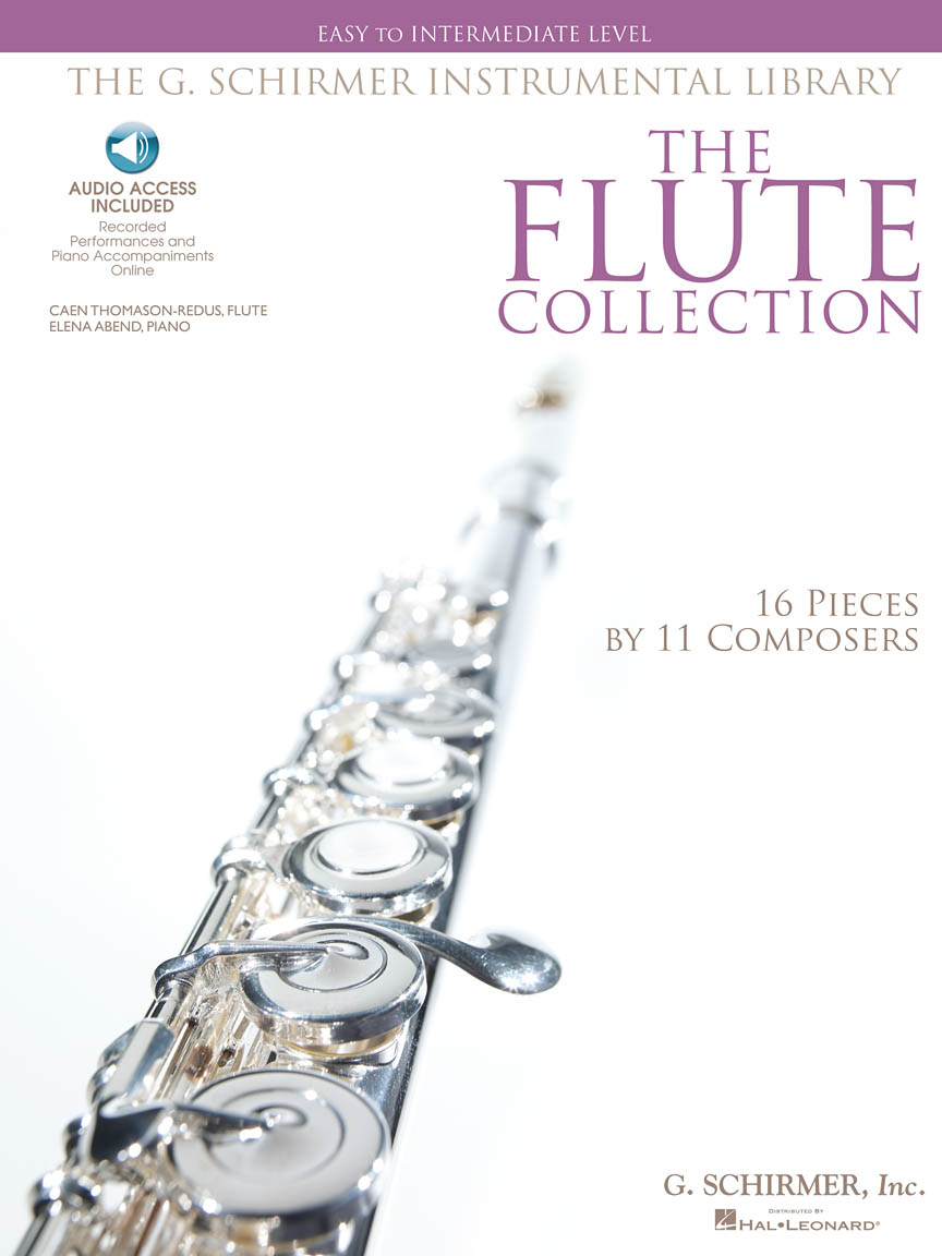 Product Cover for The Flute Collection – Easy to Intermediate Level