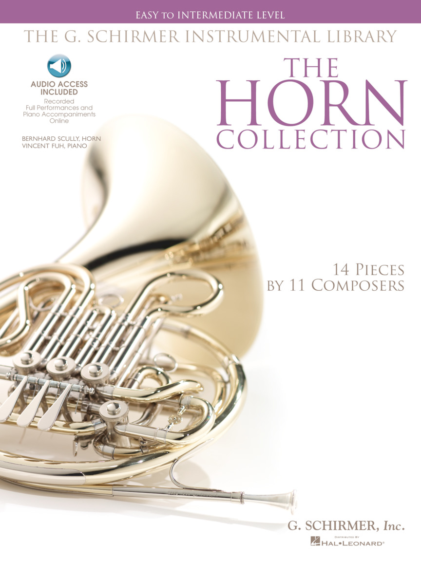 Product Cover for The Horn Collection – Easy to Intermediate Level