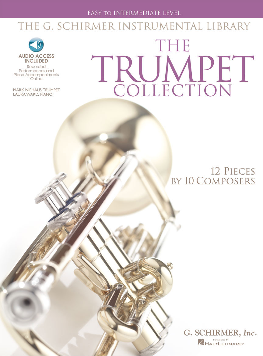 Product Cover for The G. Schirmer Instrumental Library: The Trumpet Collection