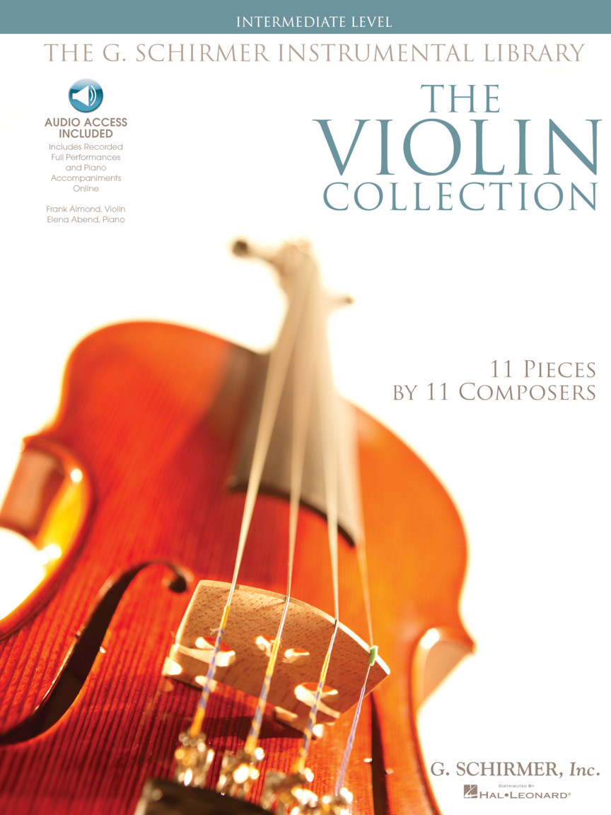 Product Cover for The Violin Collection – Intermediate Level