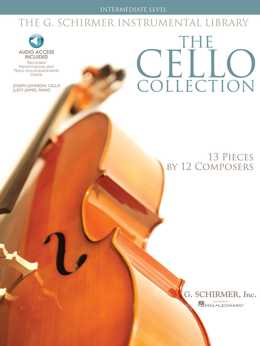 Product Cover for The Cello Collection – Intermediate Level