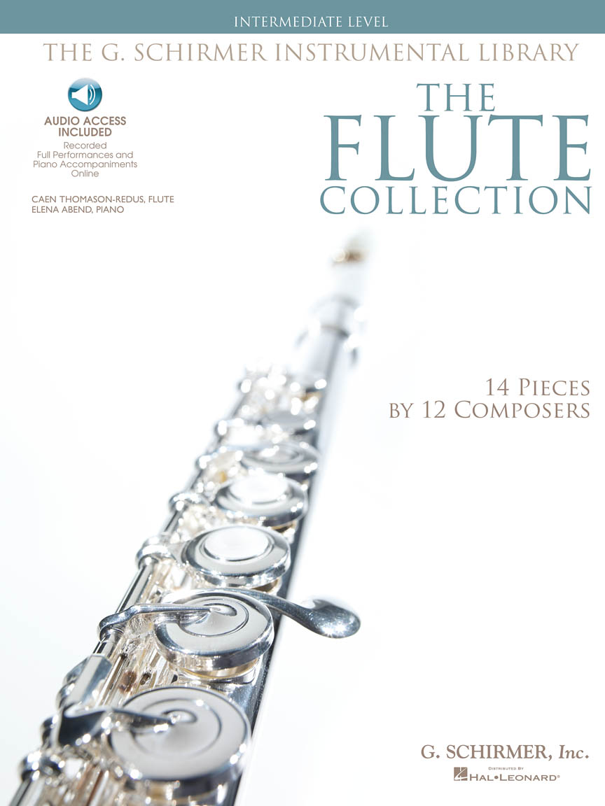 Product Cover for The Flute Collection – Intermediate Level