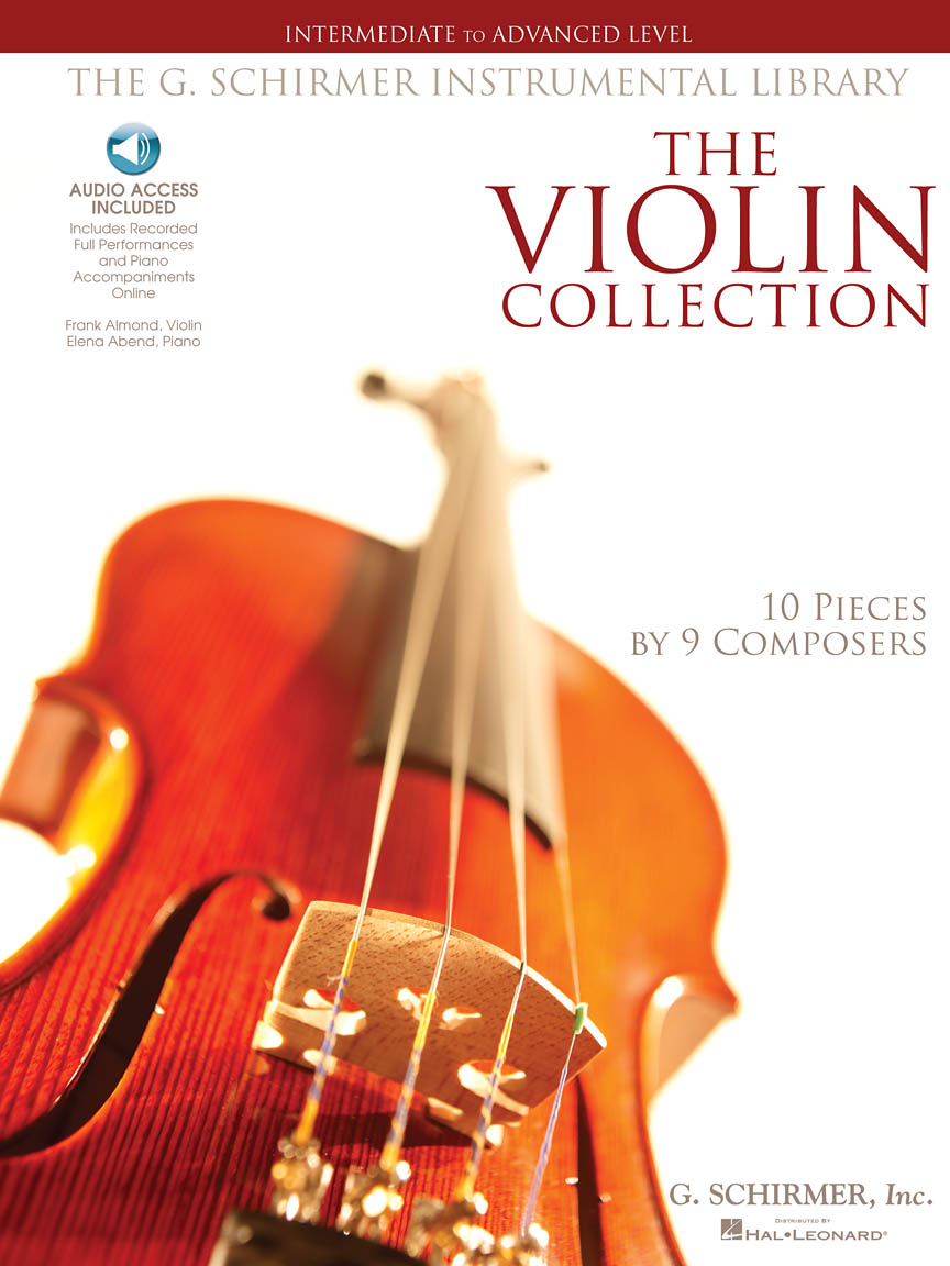 Product Cover for The Violin Collection – Intermediate to Advanced Level