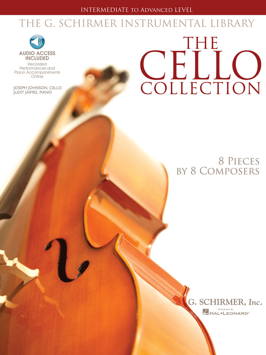 Product Cover for The Cello Collection – Intermediate to Advanced Level