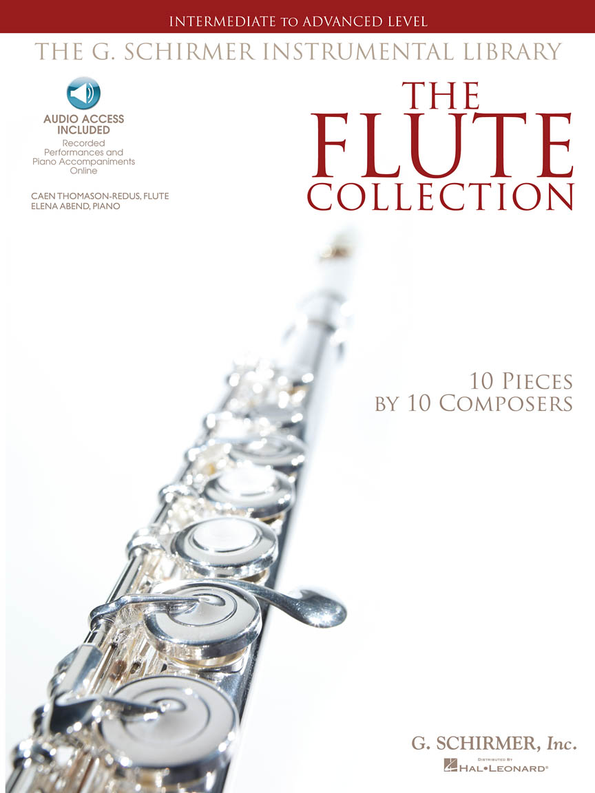 The Flute Collection – Intermediate to Advanced Level