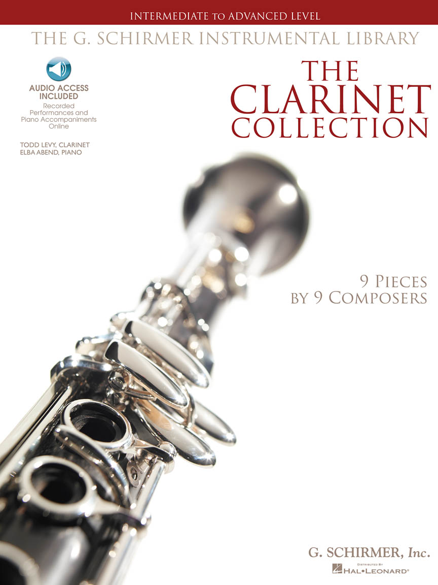 Product Cover for The Clarinet Collection