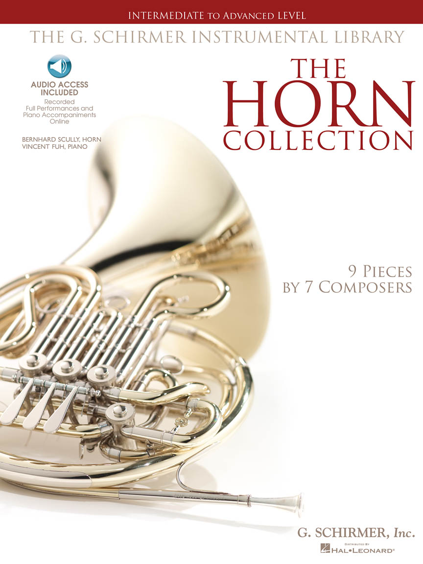 Product Cover for The Horn Collection – Intermediate to Advanced Level