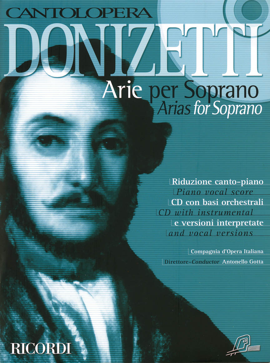 Product Cover for Donizetti Arias for Soprano