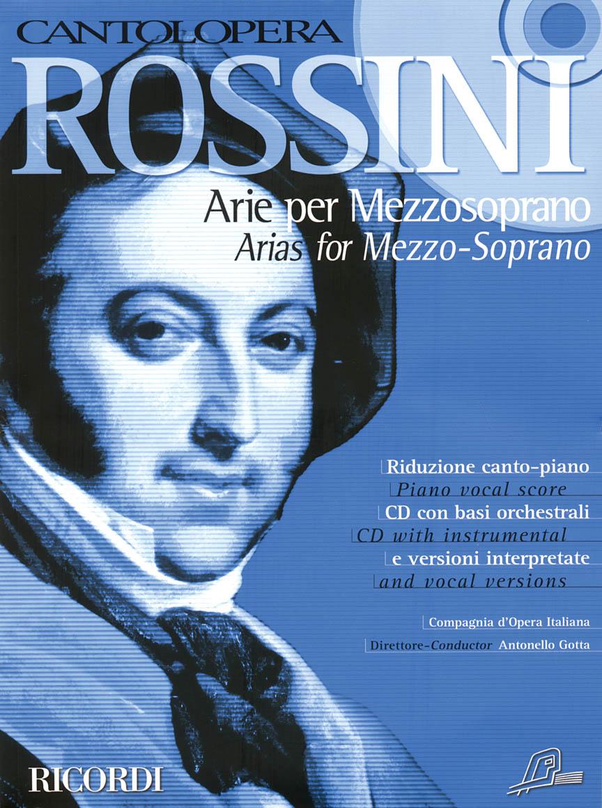 Product Cover for Rossini Arias for Mezzo-Soprano