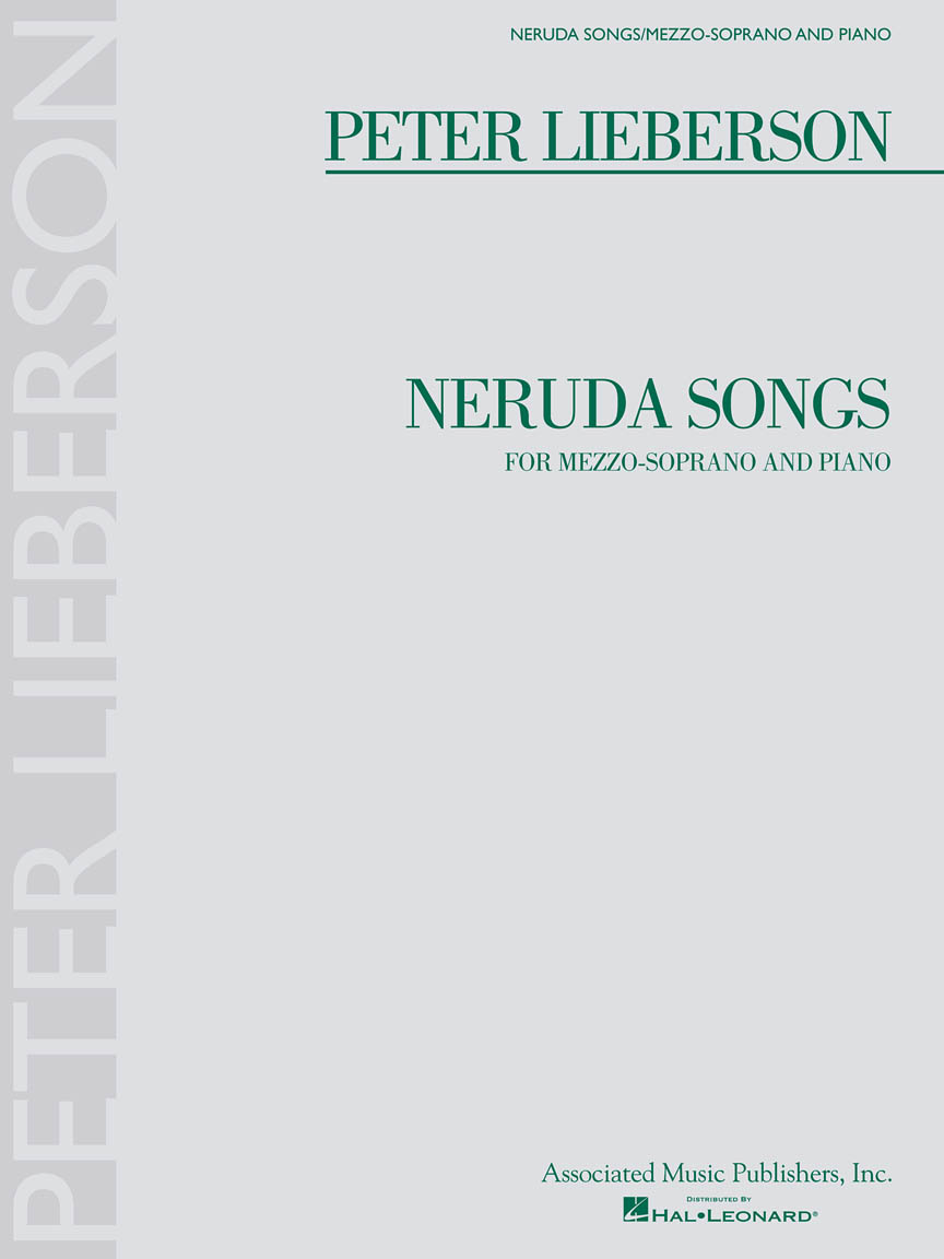 Product Cover for Neruda Songs