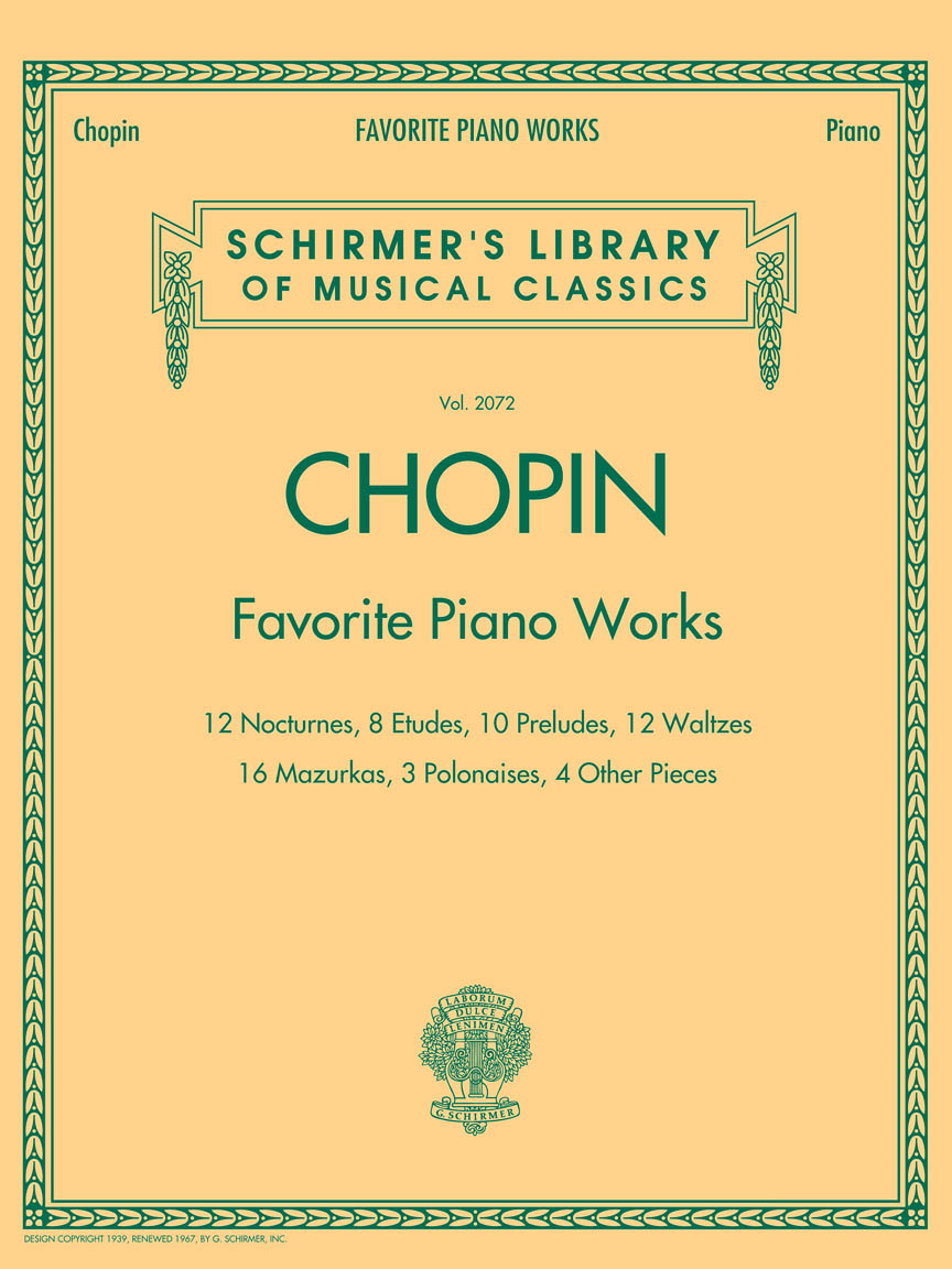 Product Cover for Favorite Piano Works