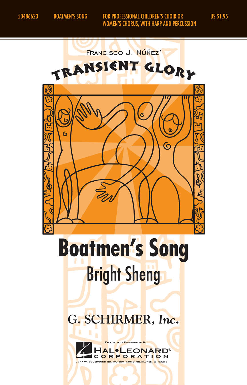 Product Cover for Boatmen's Song