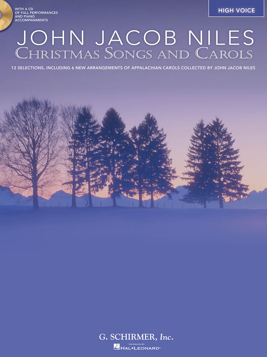 Product Cover for Christmas Songs and Carols