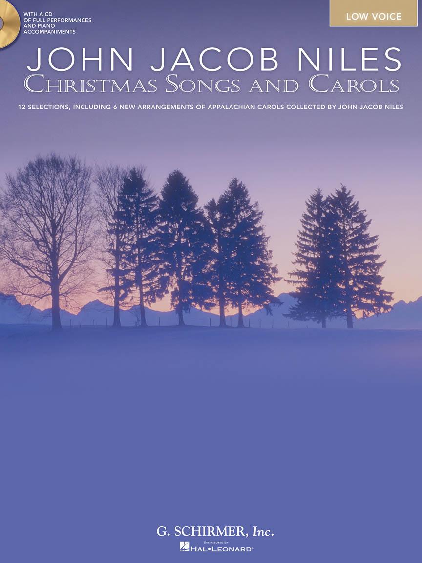 Product Cover for John Jacob Niles: Christmas Songs and Carols