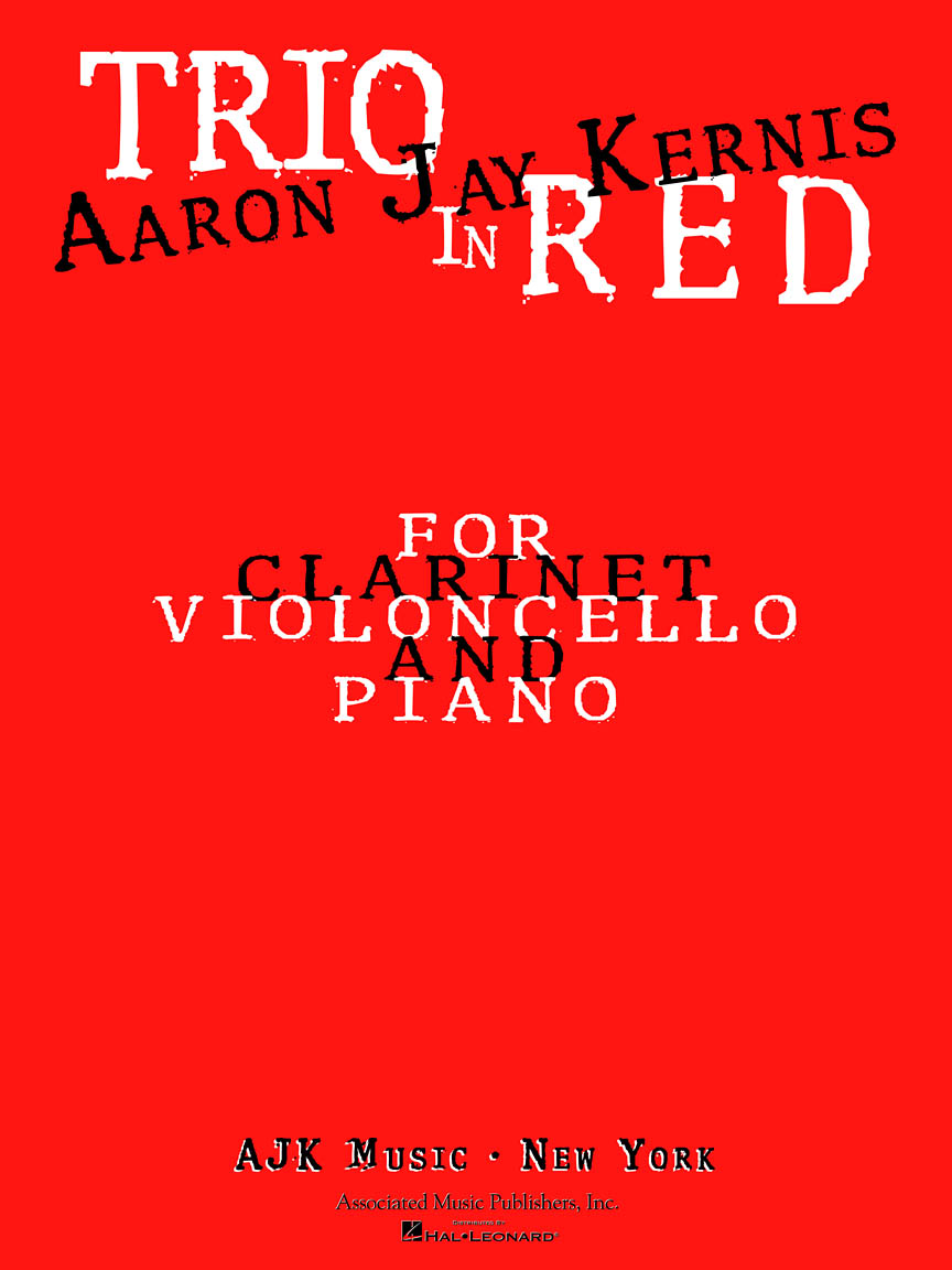 Product Cover for Trio in Red
