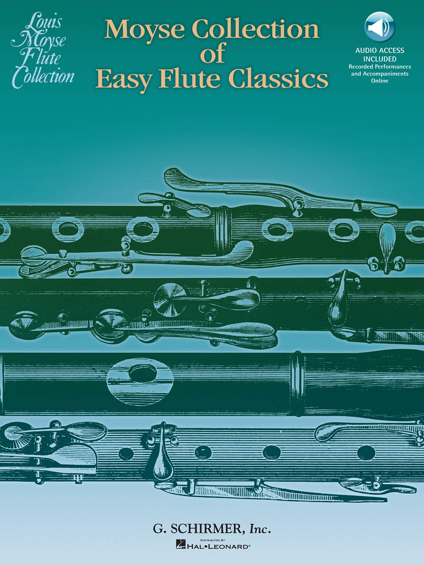 Product Cover for Moyse Collection of Easy Flute Classics