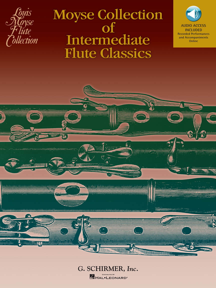 Moyse Collection of Intermediate Flute Classics