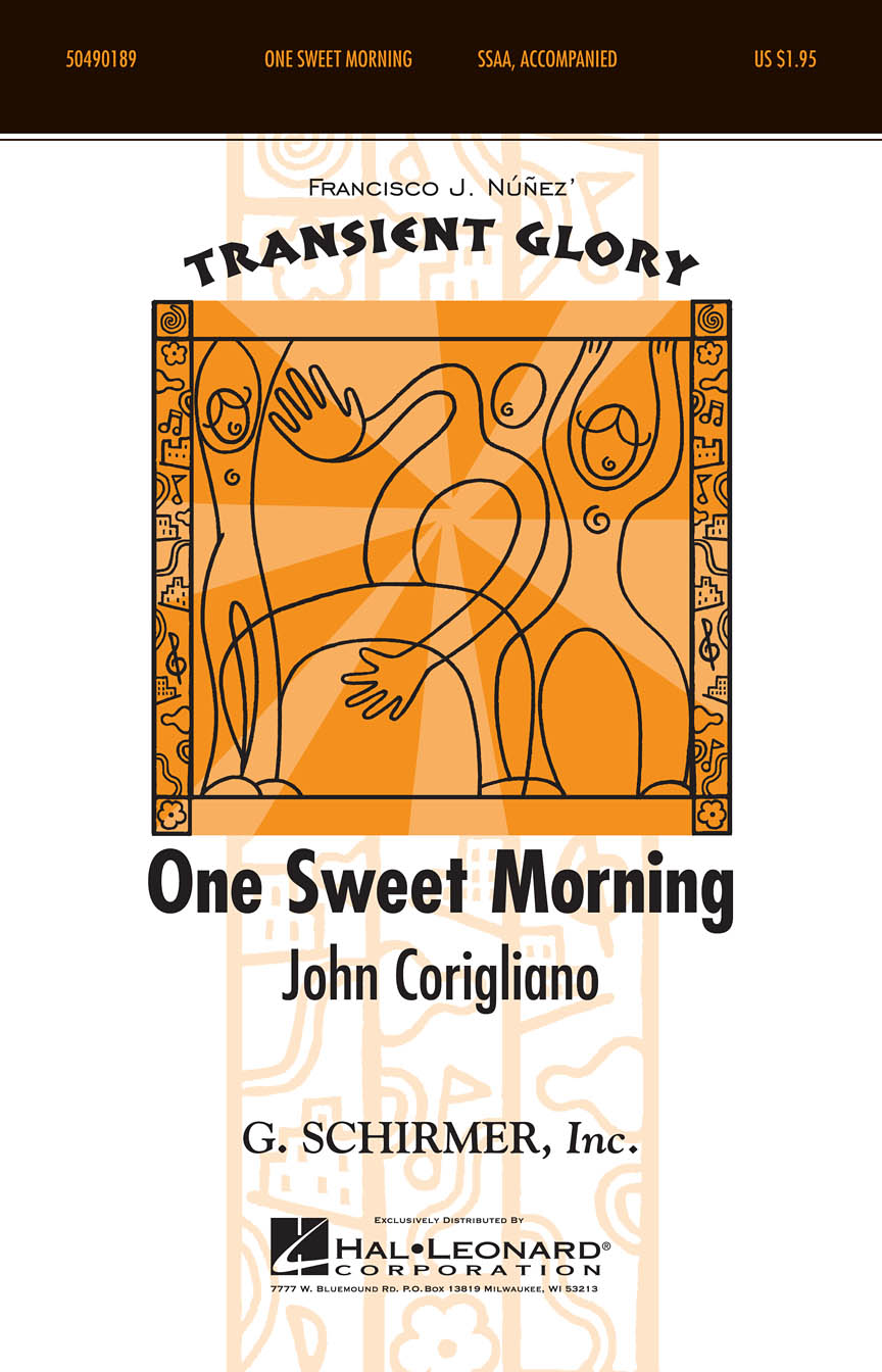 Product Cover for One Sweet Morning