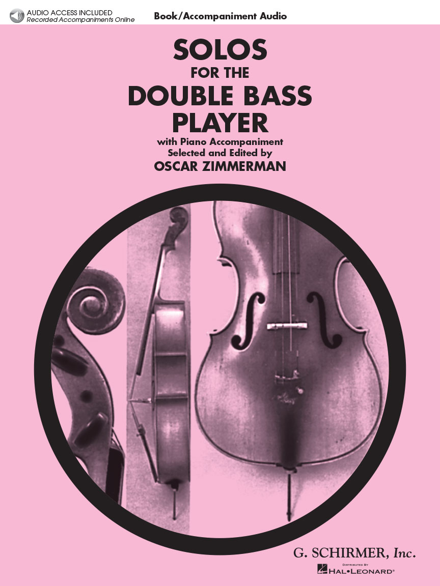 Product Cover for Solos for the Double Bass Player