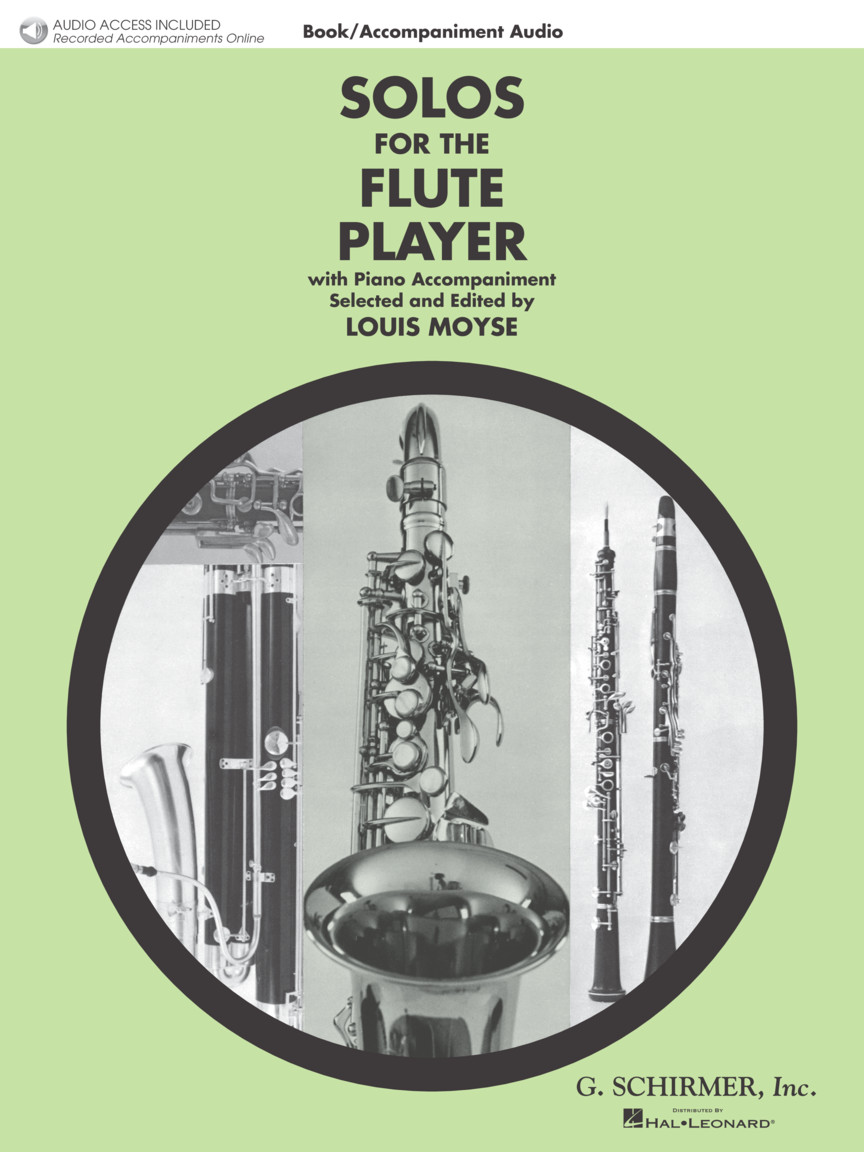 Product Cover for Solos for the Flute Player