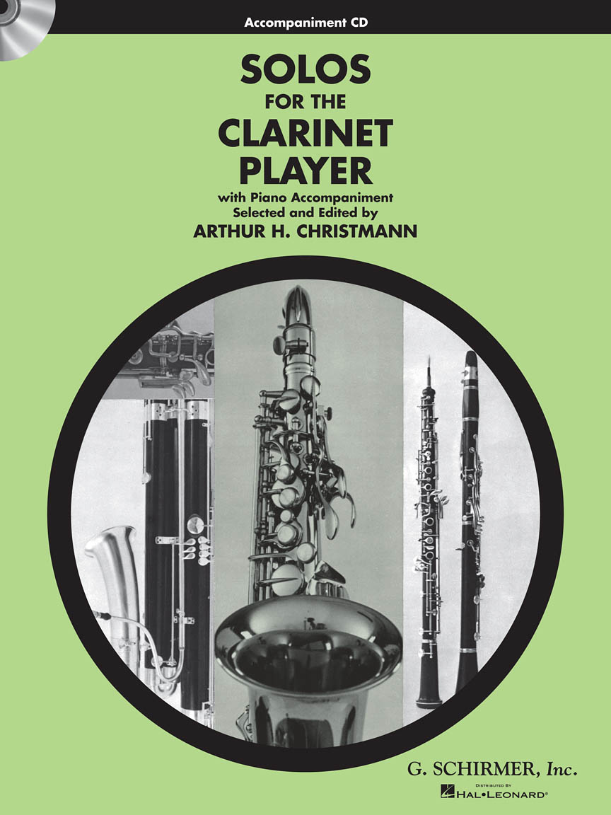 Product Cover for Solos for the Clarinet Player