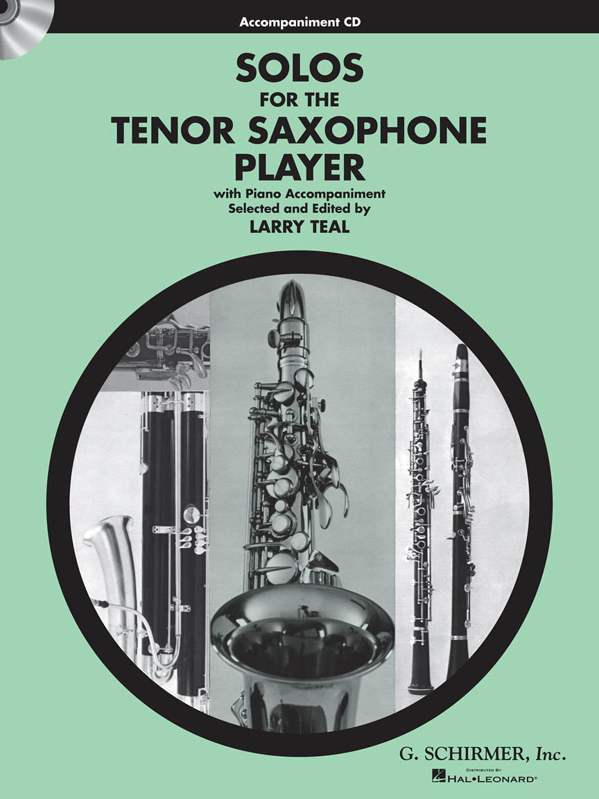 Product Cover for Solos for the Tenor Saxophone Player