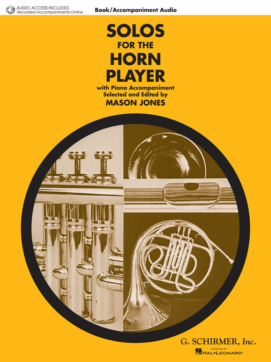 Product Cover for Solos for the Horn Player