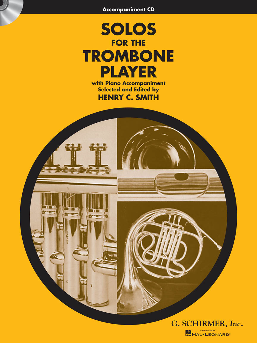 Product Cover for Solos for the Trombone Player