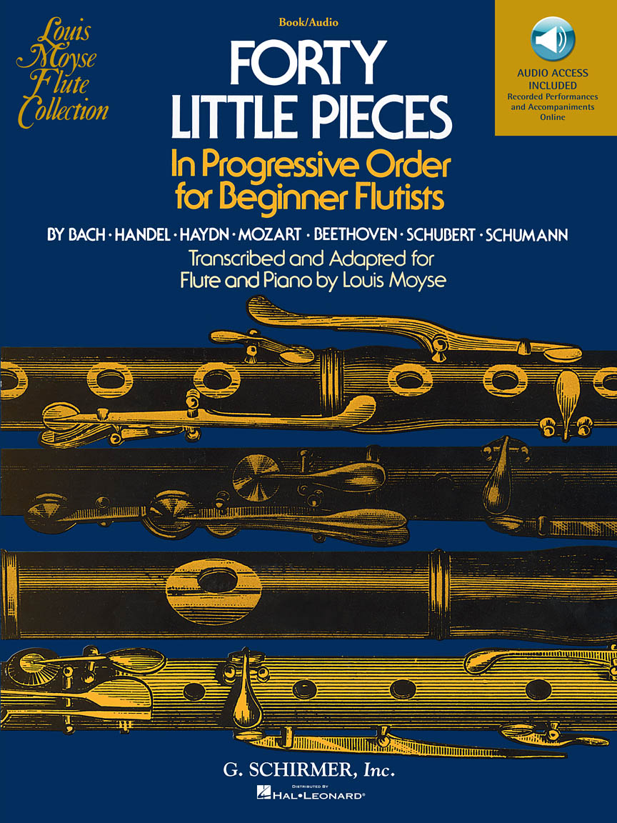 Product Cover for Forty Little Pieces